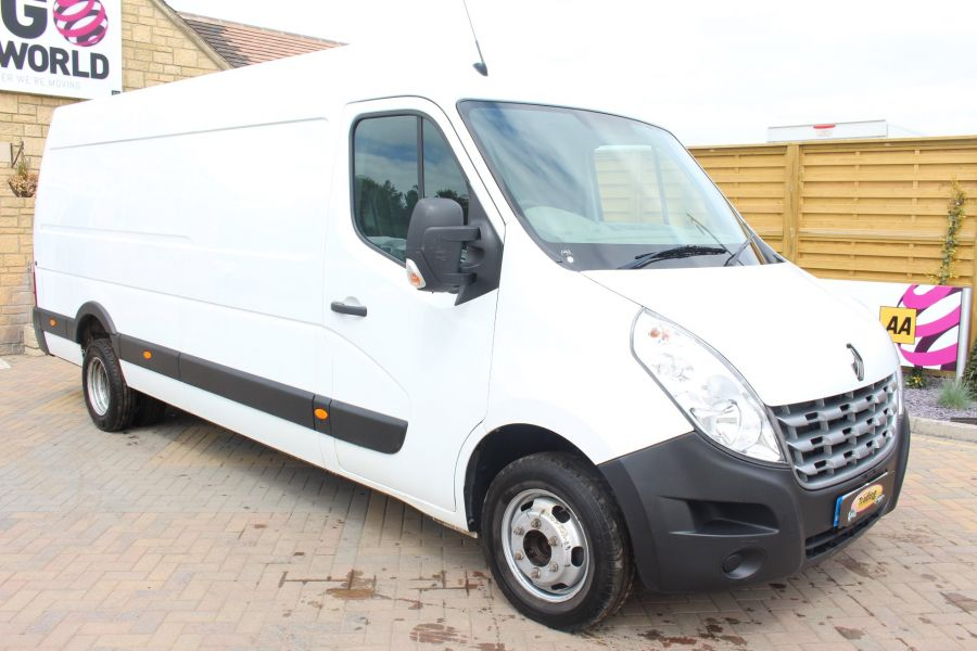 RENAULT MASTER LM35 DCI 150 XLWB MEDIUM ROOF - 5556 - 3