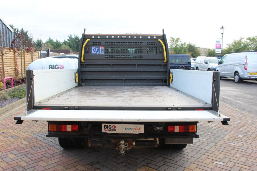 FORD TRANSIT 350 TDCI 125 LWB DOUBLE CAB 'ONE STOP' ALLOY DROPSIDE DRW RWD - 6761 - 19