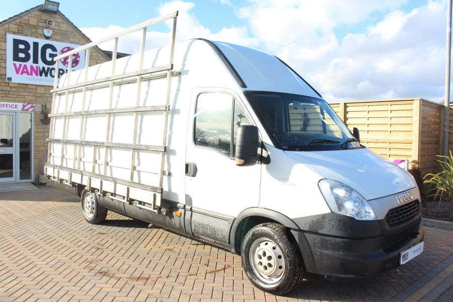 IVECO DAILY 35S13 3950 WB LWB EXTRA HIGH ROOF - 7383 - 2