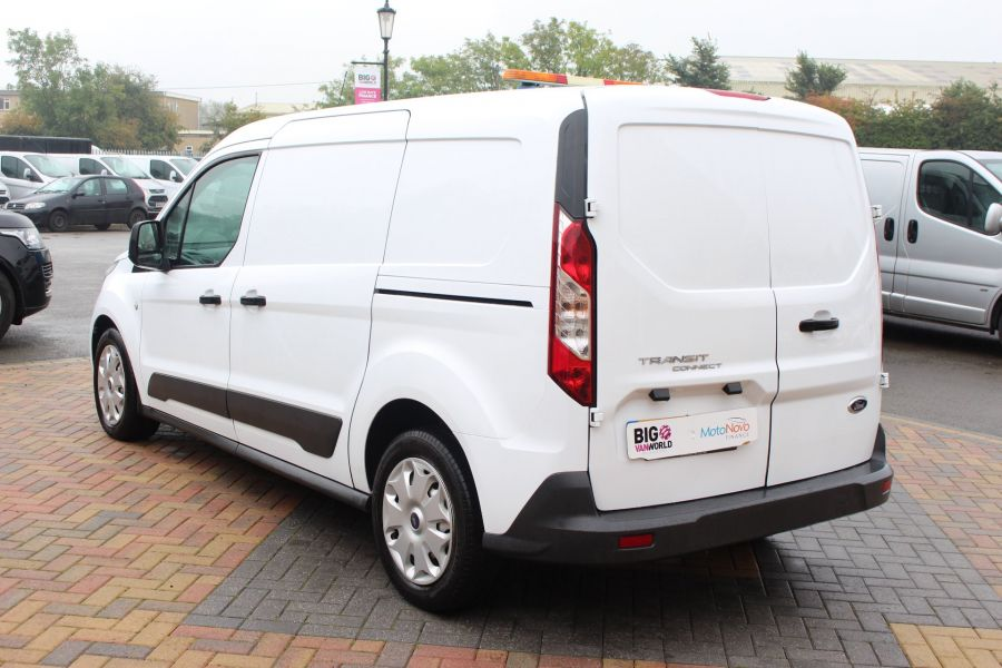 FORD TRANSIT CONNECT 240 TDCI 115 L2 H1 TREND LWB LOW ROOF - 6701 - 7