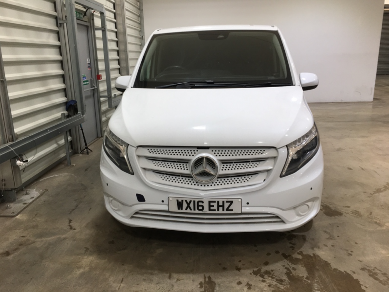 MERCEDES VITO 119 CDI 190 BLUETEC EXTRA LWB LOW ROOF 7G-TRONIC - 10758 - 6