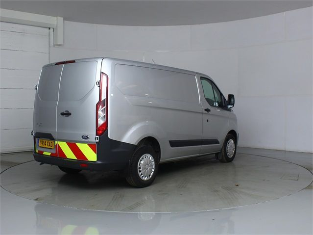 FORD TRANSIT CUSTOM 270 TDCI 100 L1 H1 TREND SWB LOW ROOF FWD - 7112 - 2
