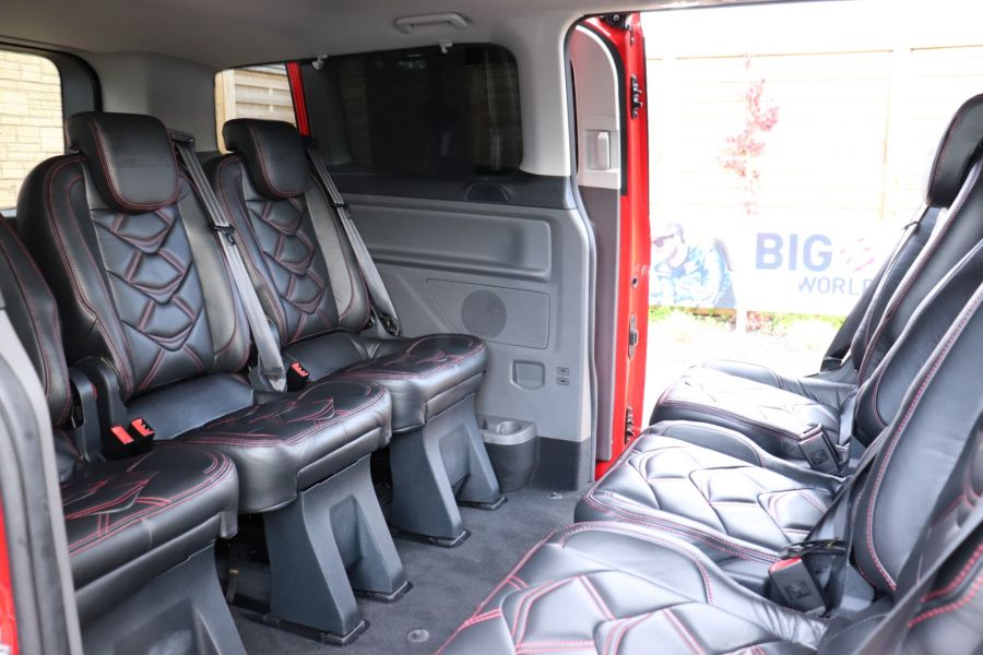 FORD TOURNEO CUSTOM TDCI 130 L2H1 TITANIUM X MOTION R 8 SEAT BUS - 10188 - 46