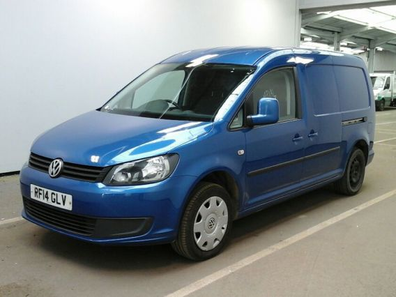 Used VOLKSWAGEN CADDY MAXI in Used Vans Swindon for sale