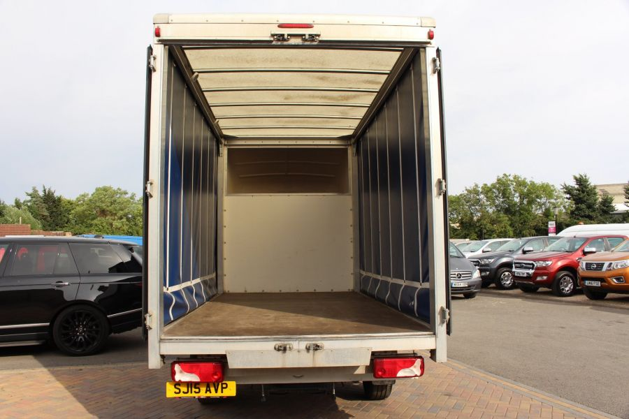 MERCEDES SPRINTER 313 CDI 129 LWB CURTAINSIDER - 7969 - 19