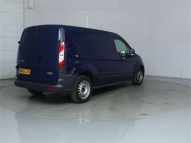 FORD TRANSIT CONNECT 240 TDCI 95 L2 H1 LWB LOW ROOF - 7474 - 2