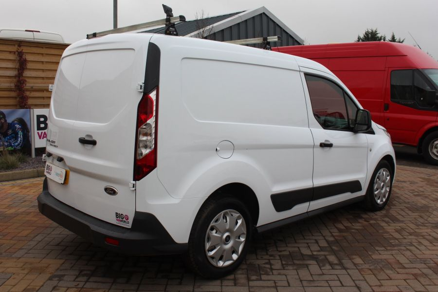 FORD TRANSIT CONNECT 200 TDCI 95 L1 H1 TREND SWB LOW ROOF - 6989 - 5