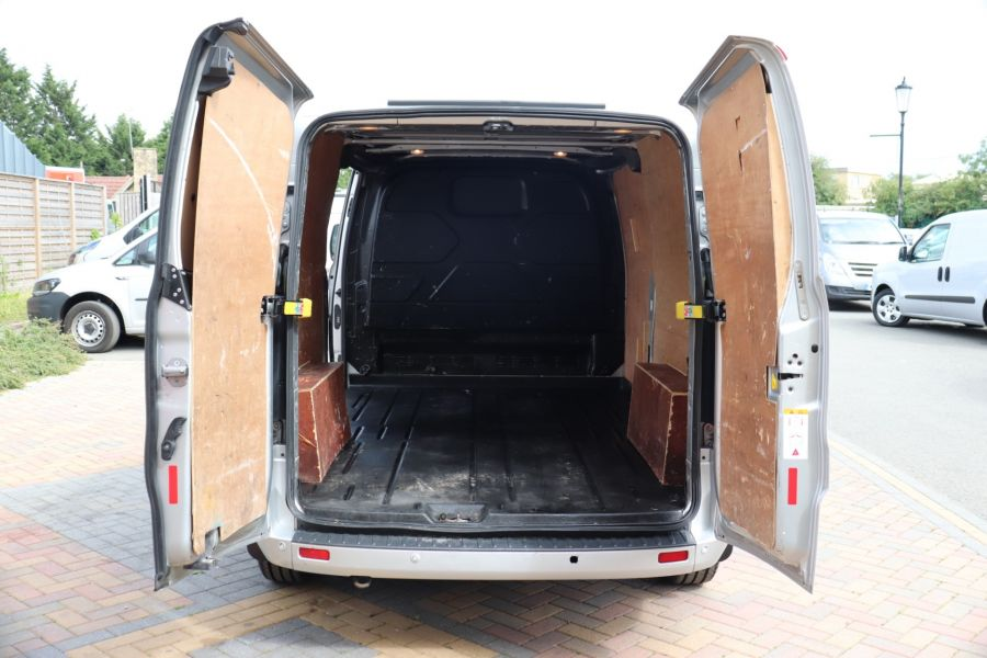 FORD TRANSIT CUSTOM 290 TDCI 130 L2H1 LIMITED LWB LOW ROOF FWD - 12272 - 38
