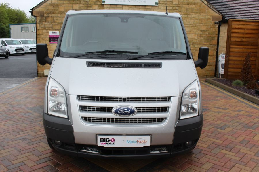 FORD TRANSIT 260 TDCI 100 TREND SWB LOW ROOF FWD - 7515 - 9