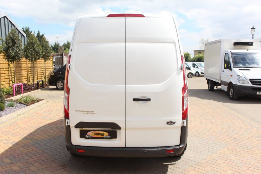 FORD TRANSIT CUSTOM 290 TDCI 105 L2 H2 TREND LWB HIGH ROOF - 6106 - 6