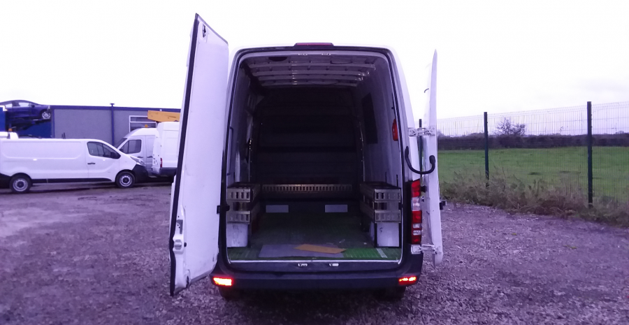 MERCEDES SPRINTER 314 CDI 140 MWB HIGH ROOF - 12097 - 4