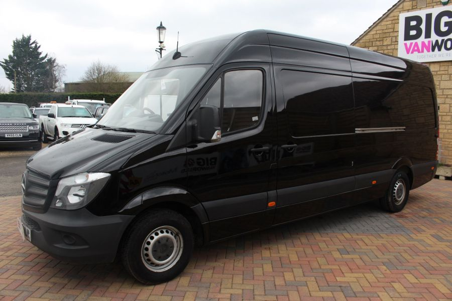 MERCEDES SPRINTER 313 CDI LWB HIGH ROOF - 7282 - 8