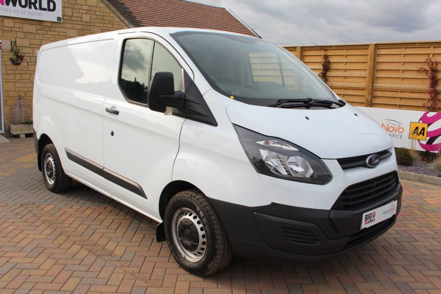 FORD TRANSIT CUSTOM 290 TDCI 125 L1 H1 SWB LOW ROOF FWD - 6562 - 3