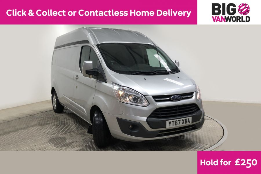 FORD TRANSIT CUSTOM 290 TDCI 170 L2H2 LIMITED LWB HIGH ROOF FWD  (13726) - 12009 - 1