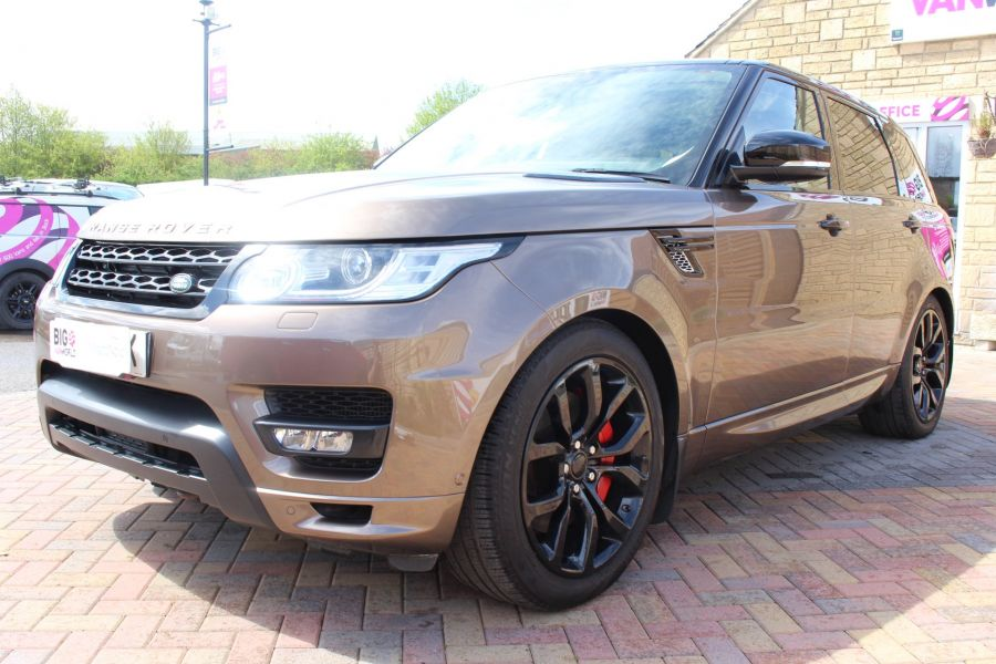 LAND ROVER RANGE ROVER SPORT SDV6 AUTOBIOGRAPHY DYNAMIC - 6603 - 8
