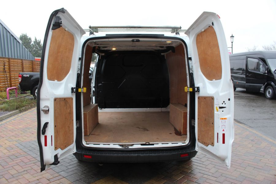 FORD TRANSIT CUSTOM 270 TDCI 125 L1 H1 SWB LOW ROOF FWD - 8450 - 19