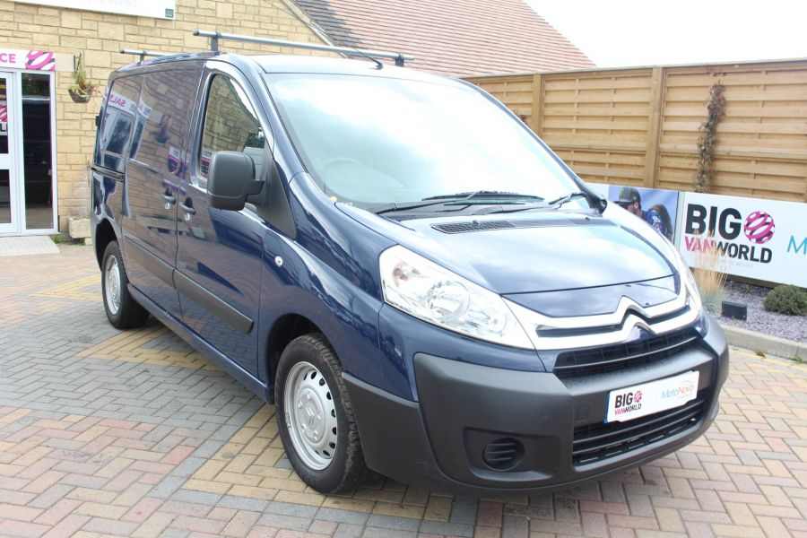 CITROEN DISPATCH 1000 HDI 90 L1 H1 ENTERPRISE SWB LOW ROOF - 6492 - 3