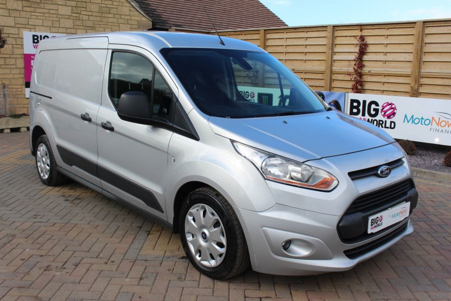 FORD TRANSIT CONNECT 240 TDCI 115 L2 H1 TREND DOUBLE CAB 5 SEAT CREW VAN - 7359 - 3
