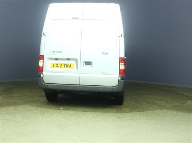 FORD TRANSIT 350 TDCI 125 TREND LWB MEDIUM ROOF FWD - 7509 - 3