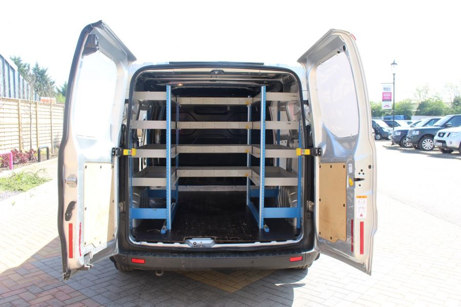 FORD TRANSIT CUSTOM 270 TDCI 100 TREND L1 H1 SWB LOW ROOF - 7163 - 21