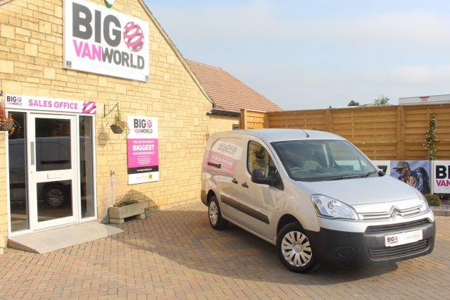 Used CITROEN BERLINGO in Used Vans Swindon for sale