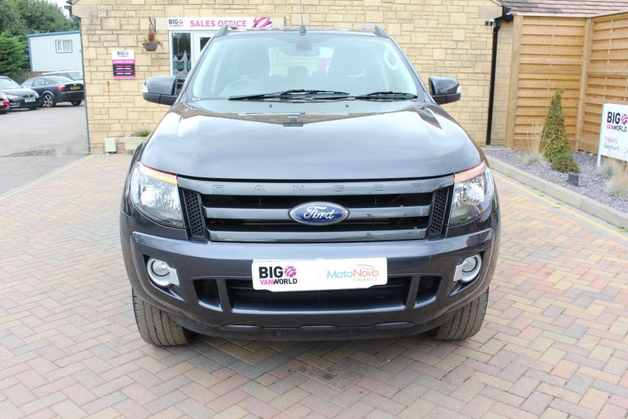 FORD RANGER WILDTRAK 4X4 TDCI 197 BHP DOUBLE CAB WITH MOUNTAIN TOP - 6601 - 9