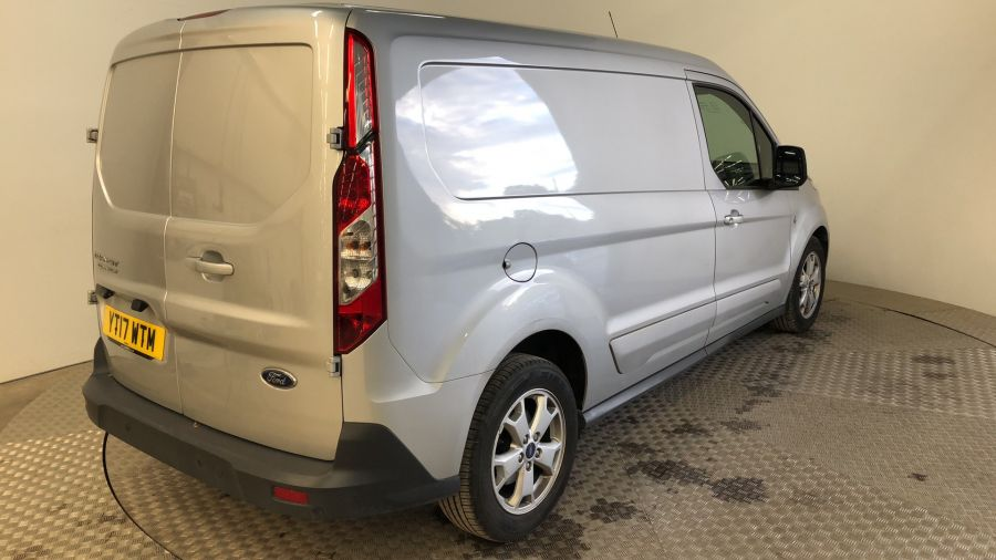 FORD TRANSIT CONNECT 240 TDCI 120 L2H1 LIMITED LWB LOW ROOF - 11380 - 3