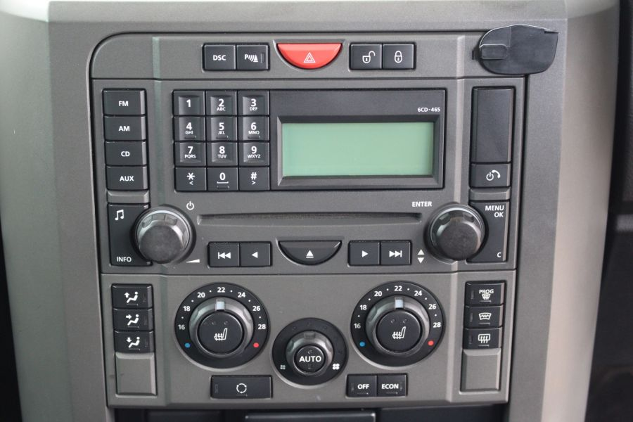 LAND ROVER DISCOVERY 3 TDV6 188 S AUTO - 9721 - 16