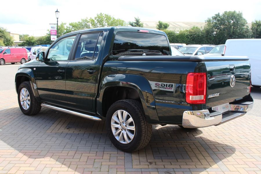 VOLKSWAGEN AMAROK A32 TDI 180 HIGHLINE 4MOTION DOUBLE CAB - 6513 - 7