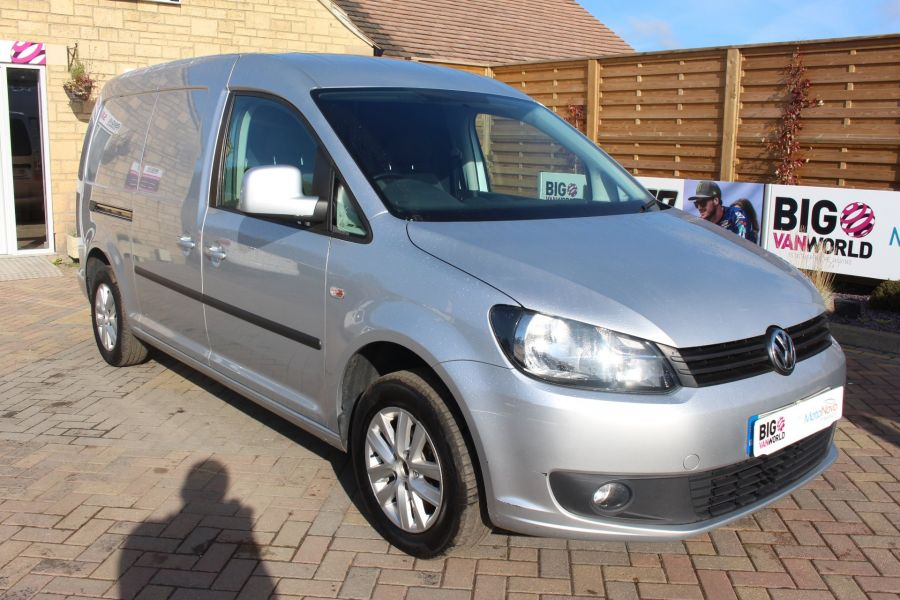 VOLKSWAGEN CADDY MAXI C20 TDI 102 HIGHLINE DSG - 6738 - 3