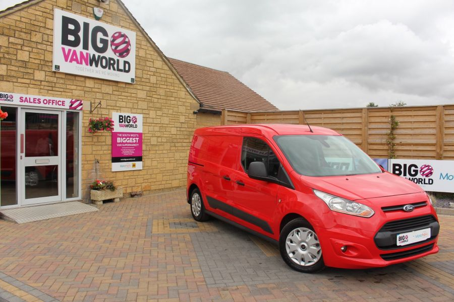 FORD TRANSIT CONNECT 210 TDCI 95 L2 H1 TREND LWB LOW ROOF - 8060 - 2