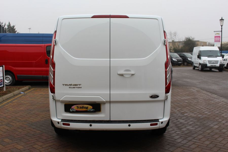 FORD TRANSIT CUSTOM 290 TDCI 125 LIMITED L2 H1 LWB LOW ROOF - 5574 - 4