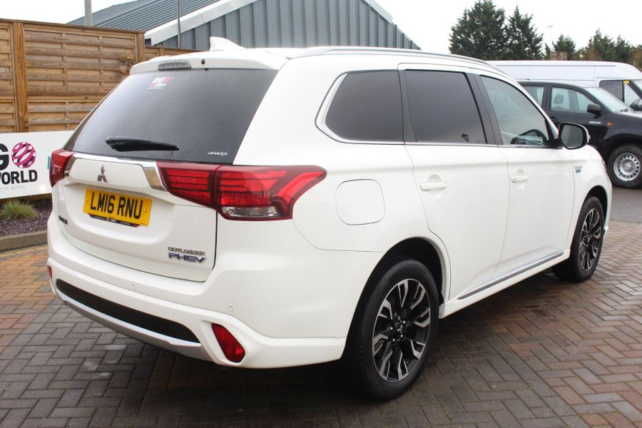 MITSUBISHI OUTLANDER PHEV GX3H 4WORK COMMERCIAL - 9102 - 5