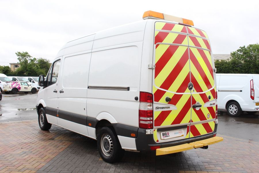 MERCEDES SPRINTER 316 CDI MWB HIGH ROOF - 6253 - 7