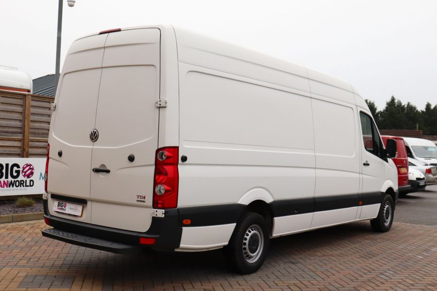 VOLKSWAGEN CRAFTER CR35 TDI 140 BMT LWB HIGH ROOF - 10447 - 5