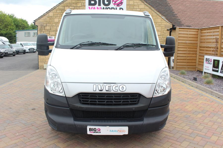 IVECO DAILY 35S11 SINGLE CAB CHASSIS CAB 3750 WB - 7590 - 9