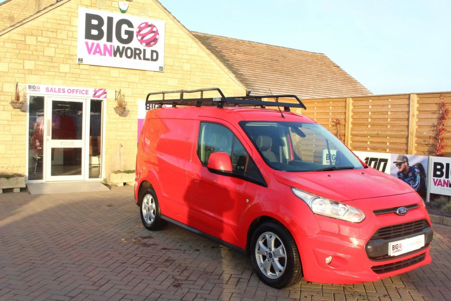 FORD TRANSIT CONNECT 200 TDCI 115 LIMITED L1 H1 SWB LOW ROOF - 7173 - 2
