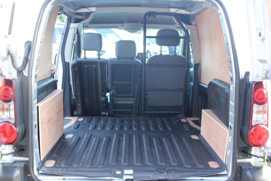 CITROEN BERLINGO 625 BLUE HDI 75 L1 H1 ENTERPRISE SWB LOW ROOF - 6994 - 23