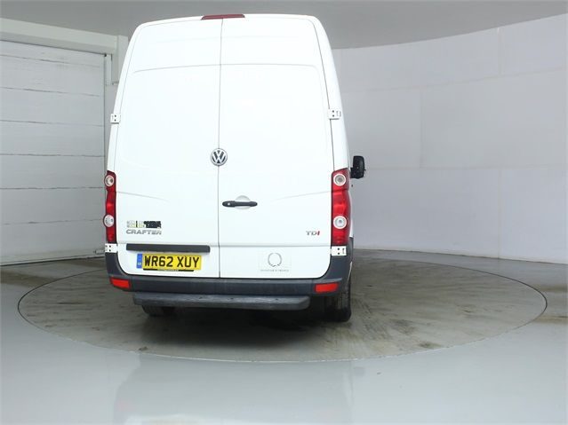 VOLKSWAGEN CRAFTER CR35 TDI 136 MWB HIGH ROOF - 7596 - 3
