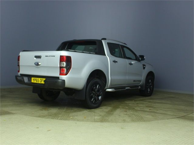 FORD RANGER WILDTRAK TDCI 197 4X4 DOUBLE CAB - 6991 - 2