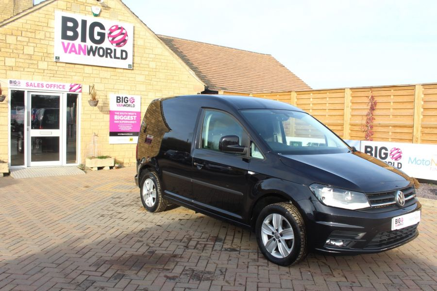 VOLKSWAGEN CADDY C20 TDI 150 HIGHLINE BLUEMOTION TECH DSG - 7222 - 2