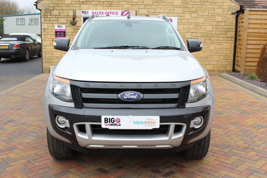 FORD RANGER WILDTRAK 4X4 TDCI 197 DOUBLE CAB WITH TRUCKMAN TOP - 7516 - 9