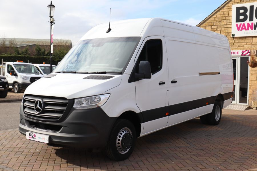 MERCEDES SPRINTER 516 CDI L3H2 LWB HIGH ROOF - 10548 - 10