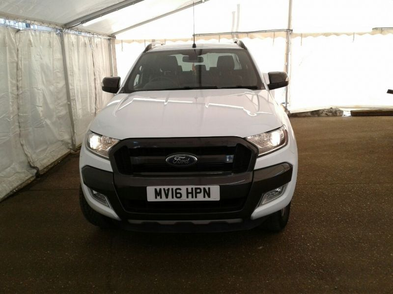 FORD RANGER WILDTRAK TDCI 200 DOUBLE CAB 4X4 PICK UP  - 9287 - 2