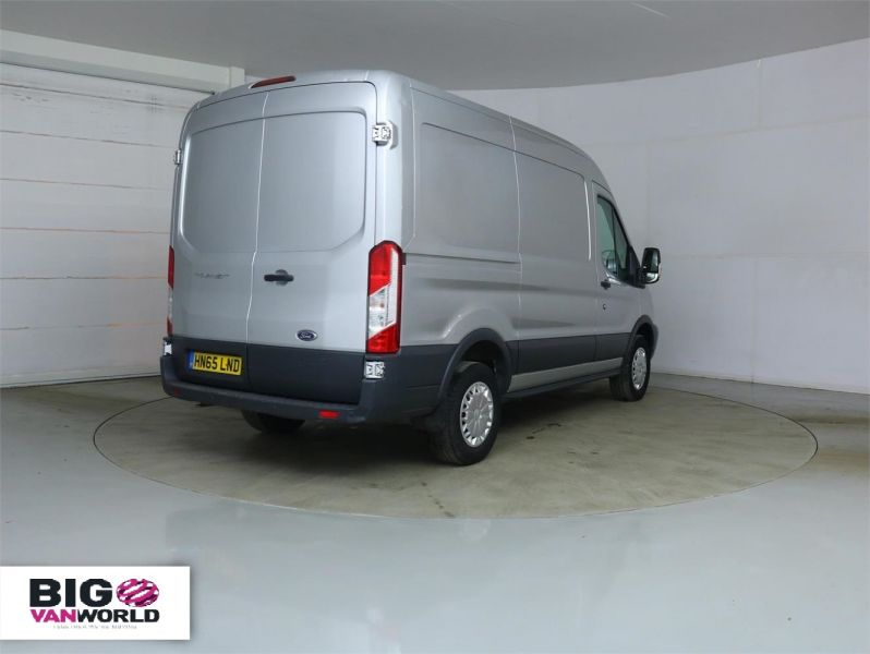 FORD TRANSIT 350 TDCI 125 L2 H2 TREND MWB MEDIUM ROOF - 8650 - 2