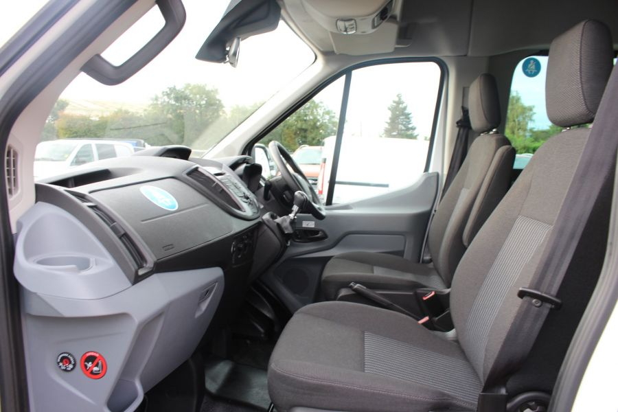 FORD TRANSIT 460 TDCI 125 L4 H3 TREND LWB HIGH ROOF 17 SEATS BUS - 6718 - 18