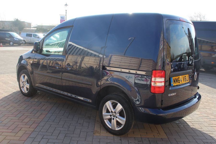 VOLKSWAGEN CADDY C20 TDI 140 HIGHLINE - 7370 - 7