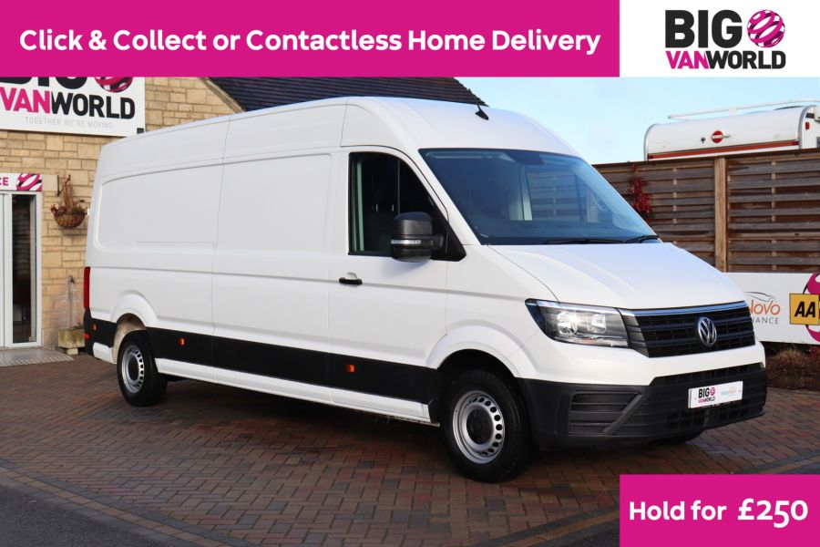 VOLKSWAGEN CRAFTER CR35 TDI 140 STARTLINE LWB HIGH ROOF  (14029) - 12247 - 1