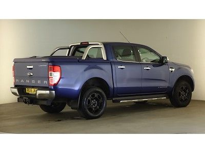 FORD RANGER TDCI 200 LIMITED 4X4 DOUBLE CAB WITH MOUNTAIN TOP - 12541 - 4