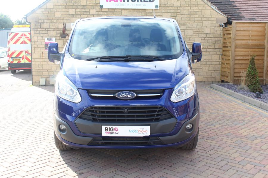 FORD TRANSIT CUSTOM 310 TDCI 155 L2 H1 LIMITED LWB LOW ROOF - 6620 - 9